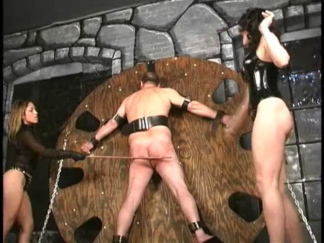 Mistress A`IE In Scene: Cruel Femdom Beating - RUTHLESSVIXEN - SD/480p/MP4