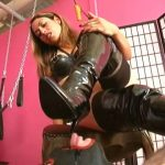 Mistress A`IE In Scene: Cum & Spit Whore – RUTHLESSVIXEN – SD/480p/MP4