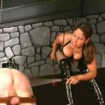 Mistress A`IE In Scene: Nose On The Floor, Balls In The Air – RUTHLESSVIXEN – SD/480p/MP4