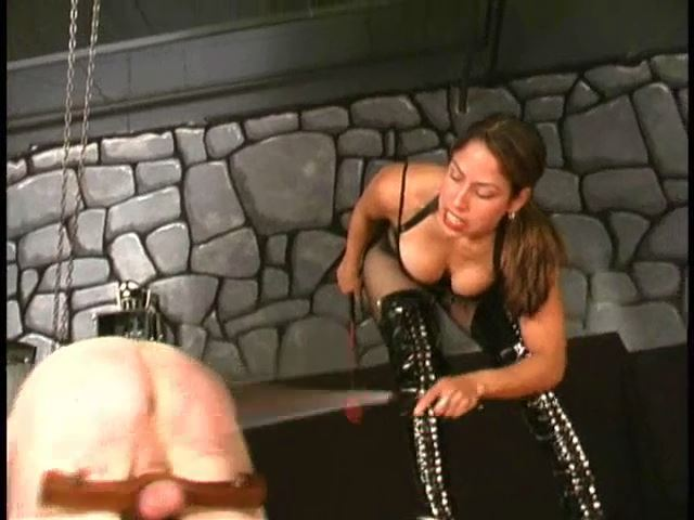 Mistress A`IE In Scene: Nose On The Floor, Balls In The Air - RUTHLESSVIXEN - SD/480p/MP4