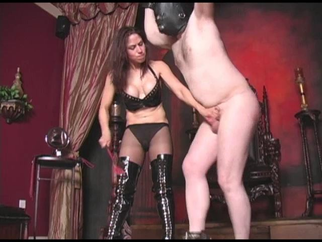 Mistress A`IE In Scene: Time For The Cane - RUTHLESSVIXEN - SD/480p/MP4