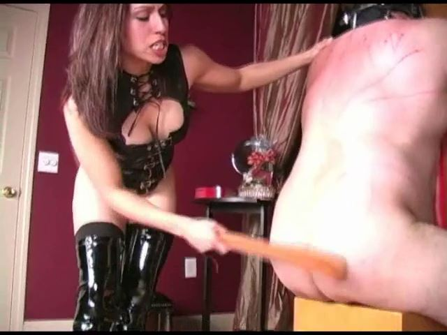 Mistress A`IE In Scene: Trouble Now - RUTHLESSVIXEN - SD/480p/MP4
