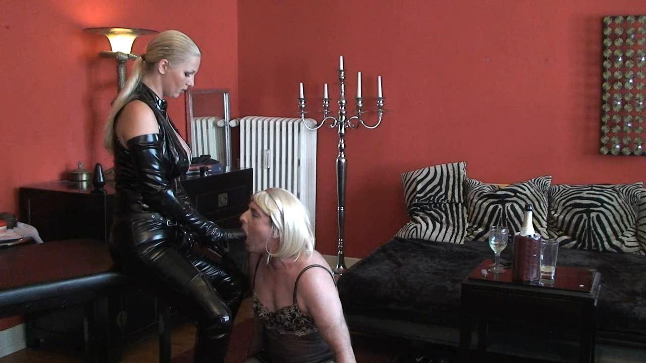 Lady Asmodena In Scene: Chantal 2 - STRAPON-GODDESS - HD/720p/MP4