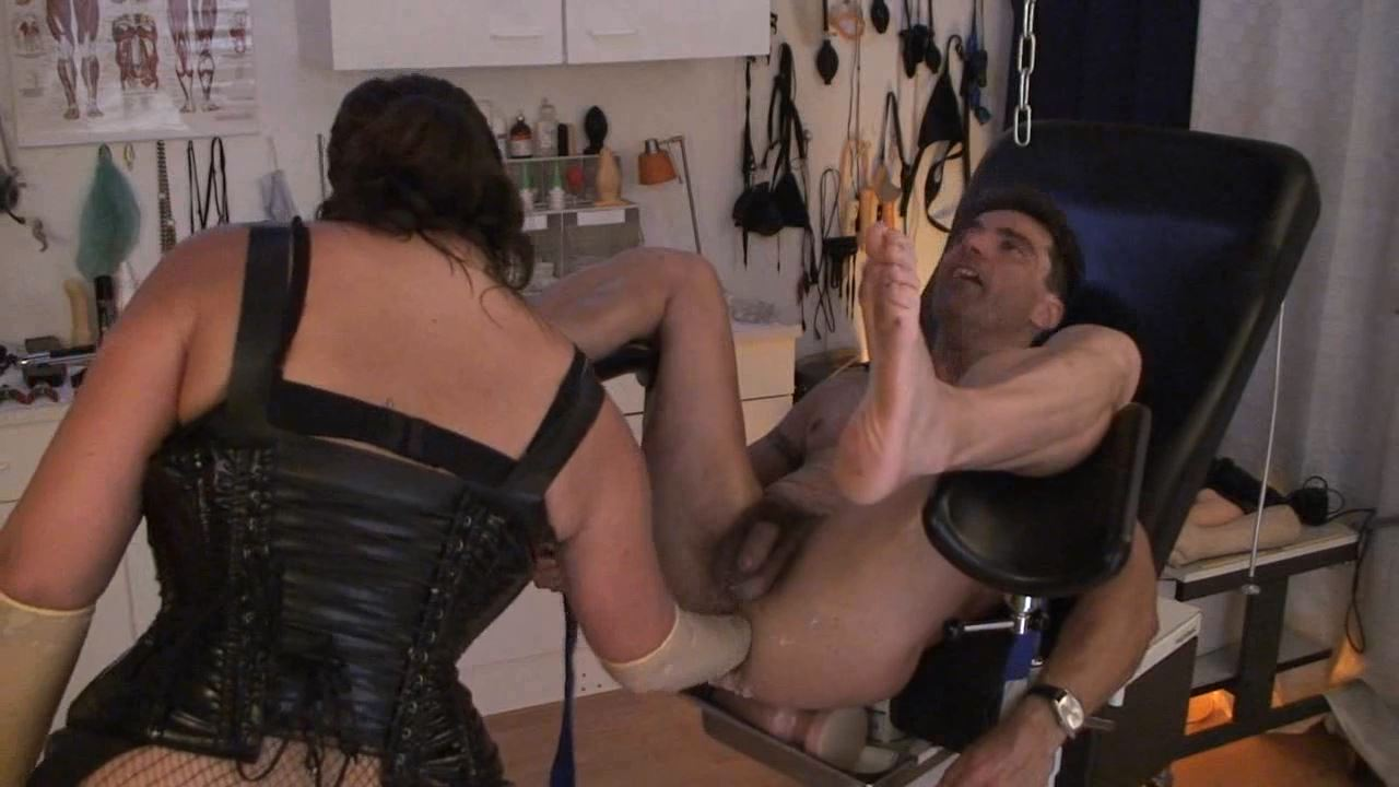 Lady Asmodena In Scene: Anal Extrem 7 - STRAPON-GODDESS - HD/720p/MP4
