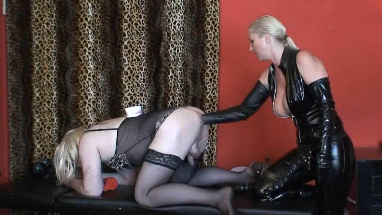 Lady Asmodena In Scene: Chantal 5 - STRAPON-GODDESS - HD/720p/MP4