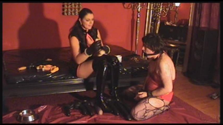 Lady Asmodena In Scene: Transform 3 - STRAPON-GODDESS - SD/480p/MP4