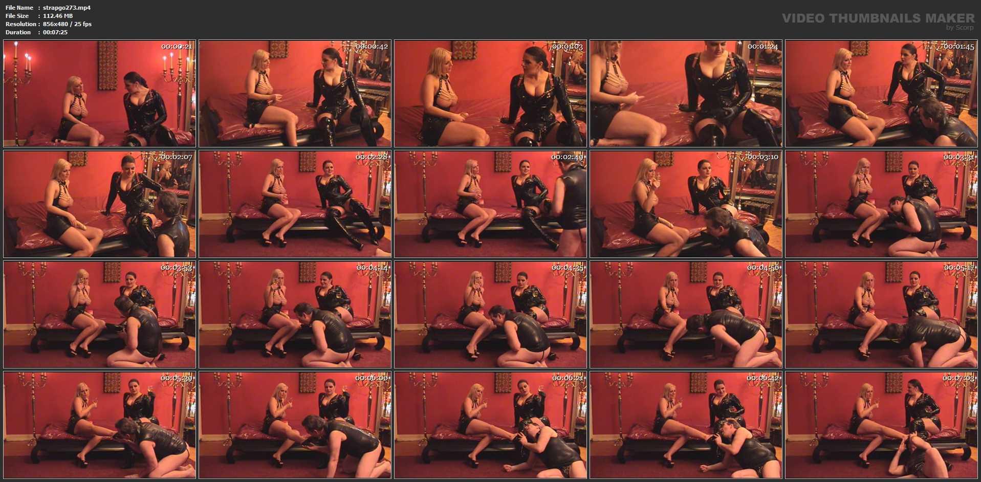 Lady Asmodena In Scene: Strapon Beauties - STRAPON-GODDESS - SD/480p/MP4