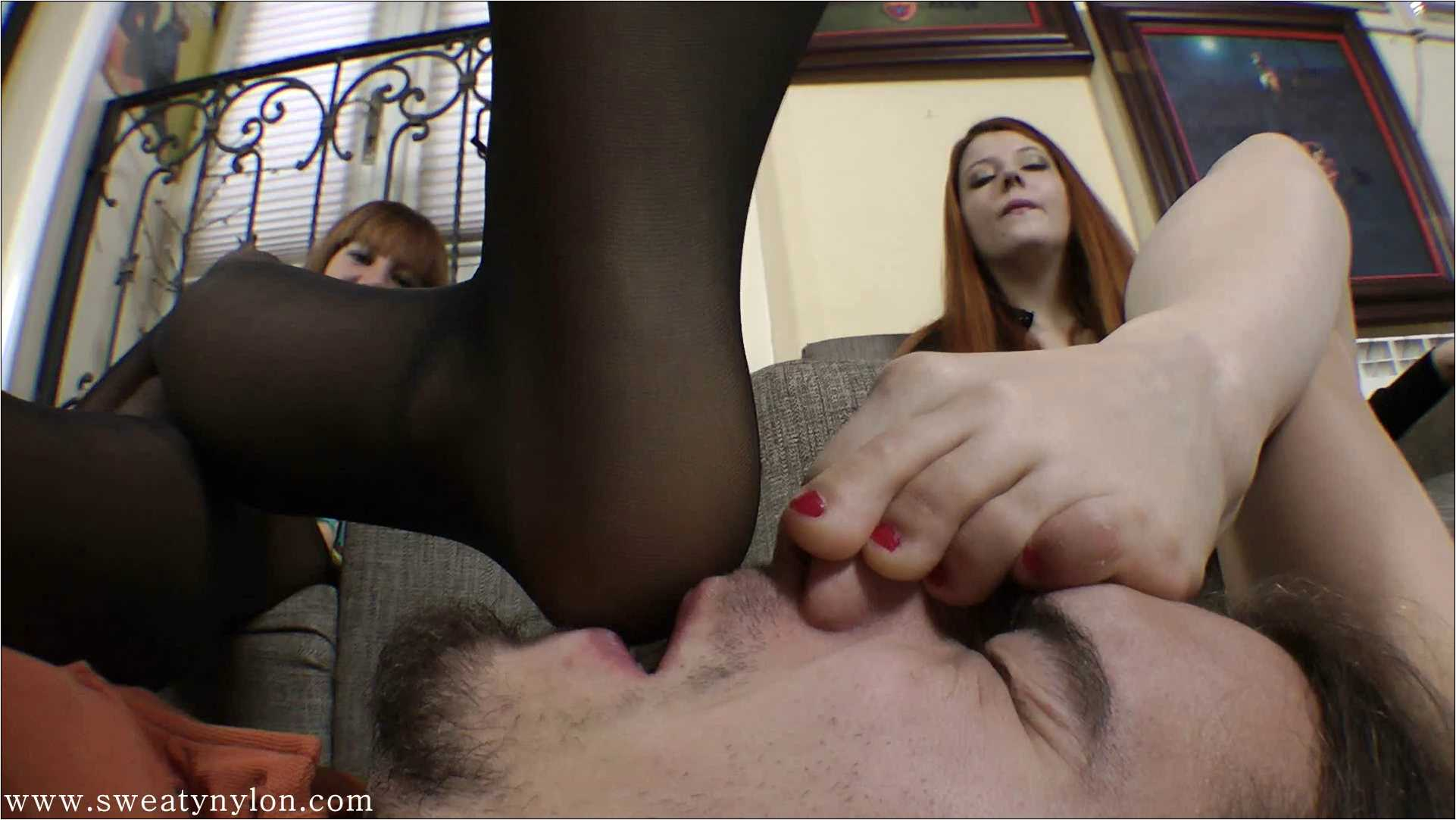 Your job is to make our shoes shine and feet not to stink Part 5 - SWEATREMOVER - FULL HD/1080p/MP4