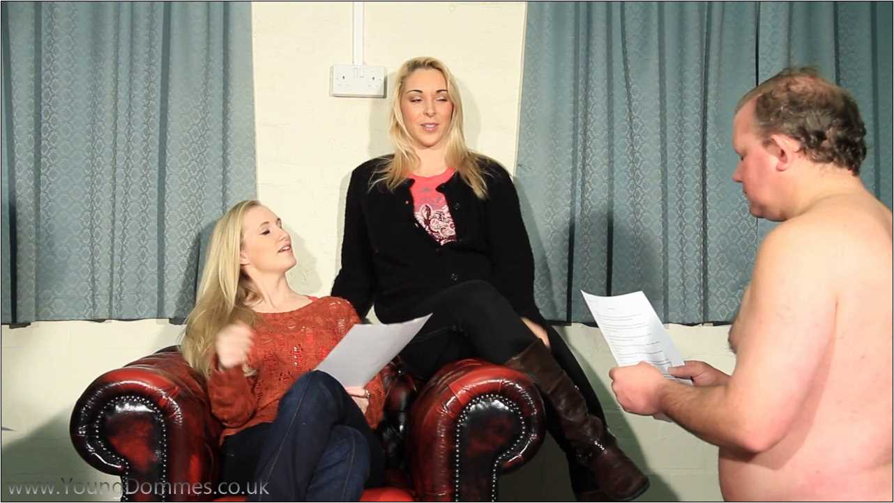 The Training Of Miss Charlotte M - YOUNGDOMMES - HD/720p/MP4