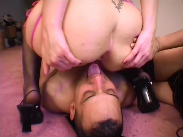 TO MUCH ASS - ANACONDA PRODUCTIONS - SD/480p/MP4
