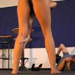 Mistress Janina In Scene: Busted fool – BALLBUSTING JANINA CRUEL FEMDOM – LQ/264p/MP4