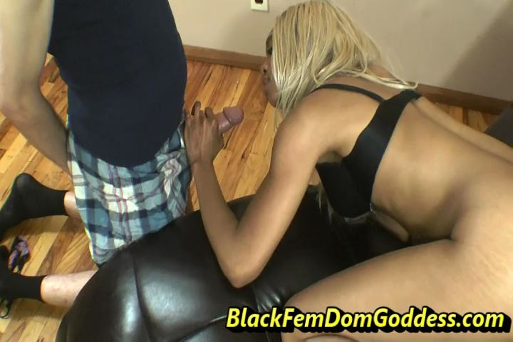 Anika Jade In Scene: Cock Ring Tease - BLACKFEMDOMGODDESSES - SD/480p/MP4