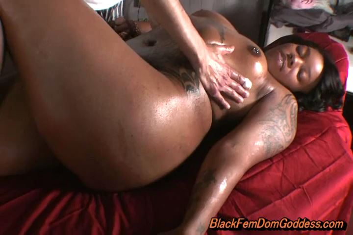 Wendi Williams In Scene: Massage Service - BLACKFEMDOMGODDESSES - SD/480p/MP4