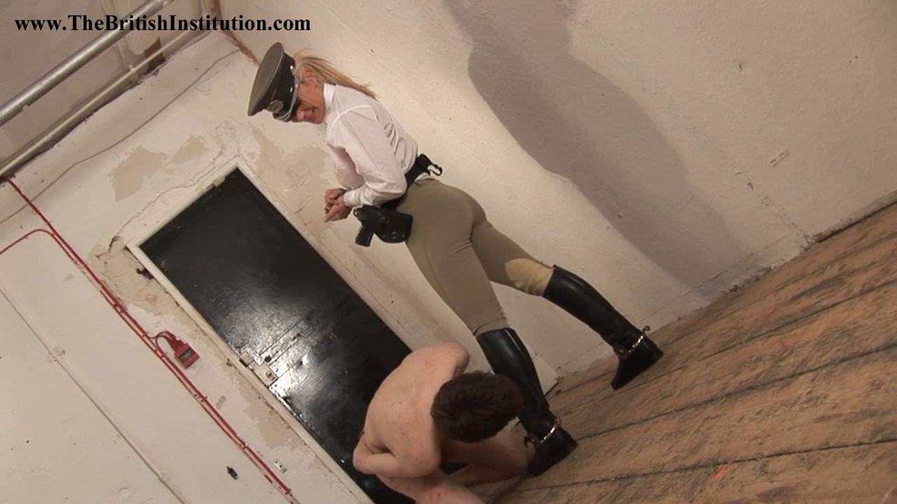 Mistress Ashleigh Embers In Scene: Basement Whipping Part 2 - THEBRITISHINSTITUTION - HD/720p/MP4