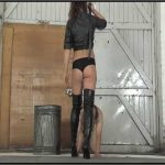 Mistress Ashleigh Embers In Scene: Leather Domina Part 2 – THEBRITISHINSTITUTION – SD/576p/MP4
