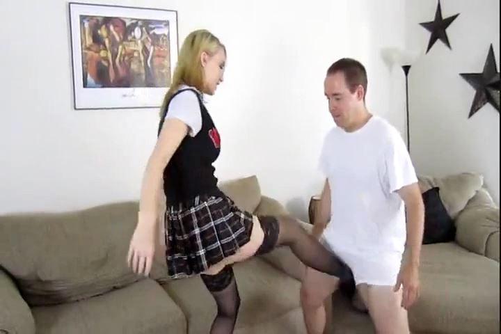Miss Allegra Cee In Scene: Taking Miss Allegra's Ballbusting Virginity - CRUDELIS AMATOR BALLBUSTING FETISH - SD/480p/MP4