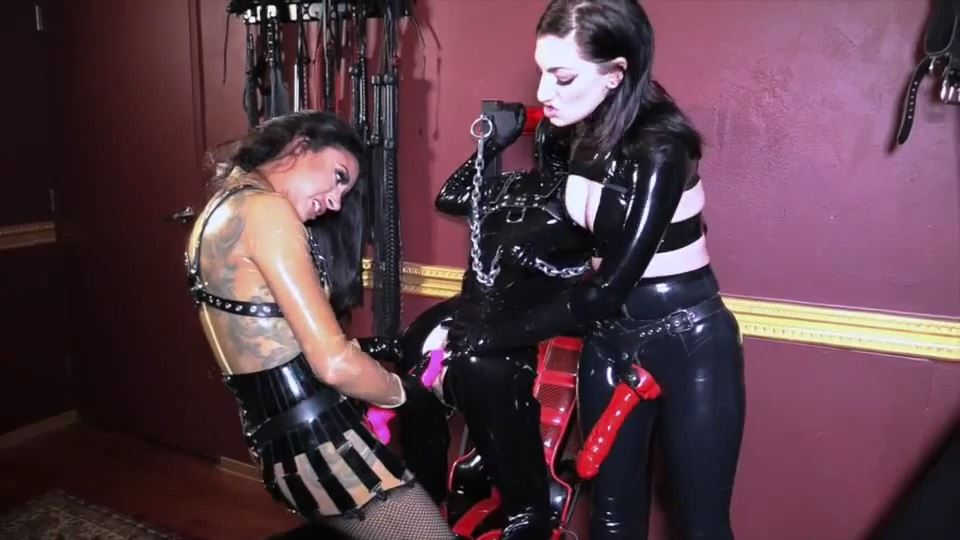CYBILL TROY, GODDESS TANGENT In Scene: GIMPED AGAINST THE WALL - CYBILLTROY - SD/540p/MP4