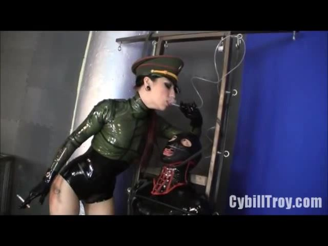 CYBILL TROY In Scene: FORCED SMOKE FILTER - CYBILLTROY - SD/480p/MP4