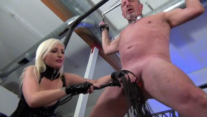 Thorn Kelly In Scene: Sterilizing Slave Balls - CYBILLTROY - SD/406p/MP4