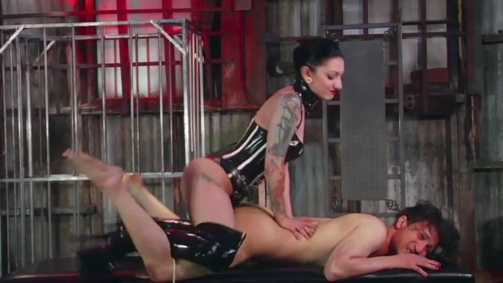 Cybill Troy In Scene: TRAINED AS CYBILL'S STRAP-ON FUCK SLUT - CYBILLTROY - SD/406p/MP4
