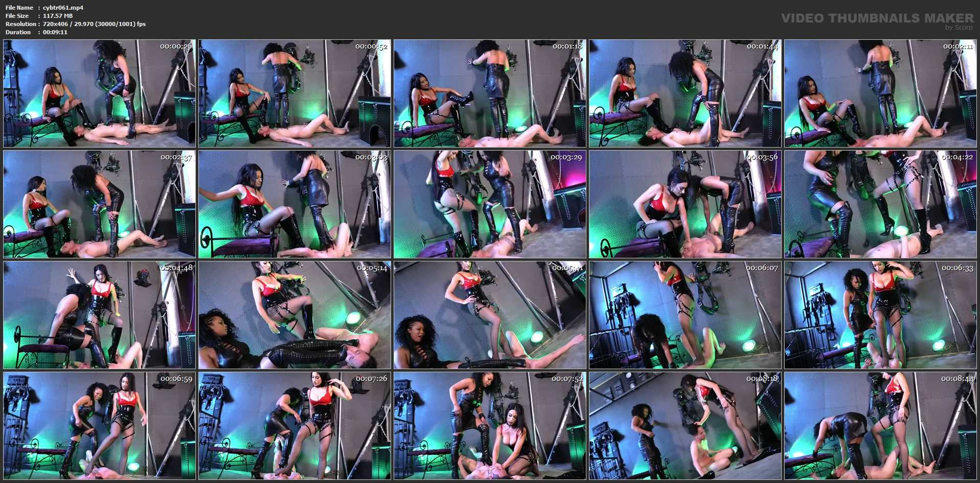 Mistress Tangent, Hera Chevalier In Scene: HUMAN CARPET - CYBILLTROY - SD/406p/MP4
