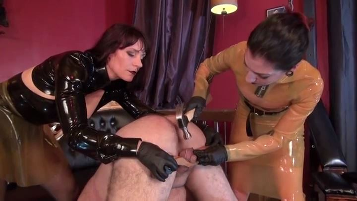Cybill Troy, Andrea Untamed In Scene: FUCK YOUR BALLS! (NUTS NAILED INTO HUMBER, BURNED & WHIPPED) - CYBILLTROY - SD/406p/MP4