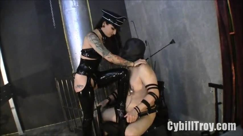 Cybill Troy In Scene: BOOT-HEEL COCK STOMP - CYBILLTROY - SD/480p/MP4