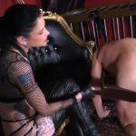 Mistress Cadence St John In Scene: MISTRESS'S BOOT CLEANER – CYBILLTROY – SD/406p/MP4