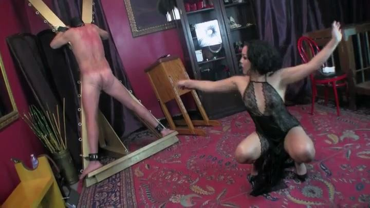 Mistress An Li In Scene: MIDNIGHT WHIPPING - CYBILL TROY`S DTLA DOMINAS - SD/406p/MP4