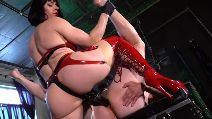 Mistress Andrea Untamed In Scene: AMAZON ASS FUCK - CYBILL TROY`S DTLA DOMINAS - SD/406p/MP4