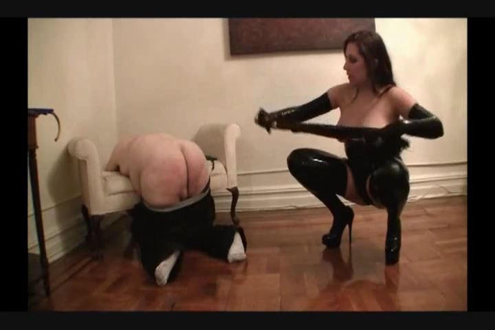 ELENA DELUCA, Cybill Troy In Scene: FLOGGED & CANED TO TEARS - CYBILL TROY`S DTLA DOMINAS - SD/480p/MP4