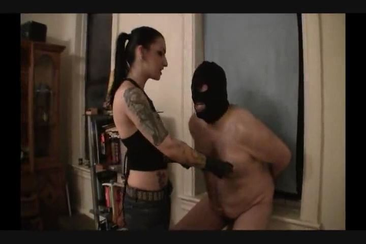 Cybill Troy In Scene: PUNCHES & KNEES TO THE BALLS - CYBILL TROY`S DTLA DOMINAS - SD/480p/MP4