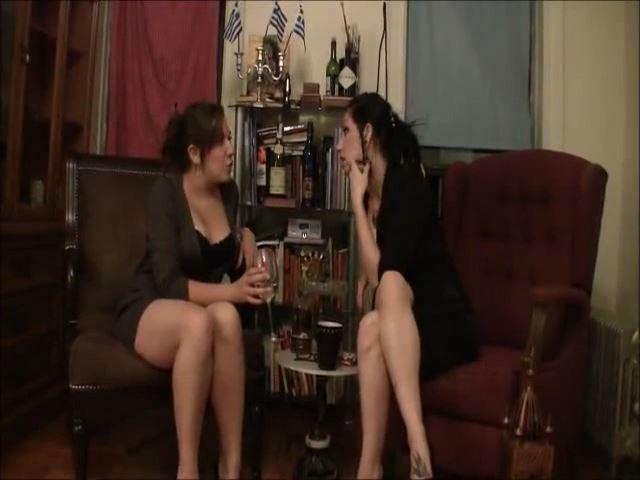Elena Deluca, Cybill Troy In Scene: LET'S TALK ABOUT YOUR DIRTY ASSHOLE - CYBILL TROY`S DTLA DOMINAS - SD/480p/MP4