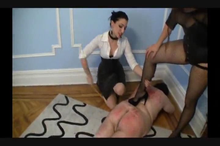 Elena Deluca In Scene: BRUTAL DOUBLE WHIP & CANE PUNISHMENT PART 2 - CYBILL TROY`S DTLA DOMINAS - SD/480p/MP4