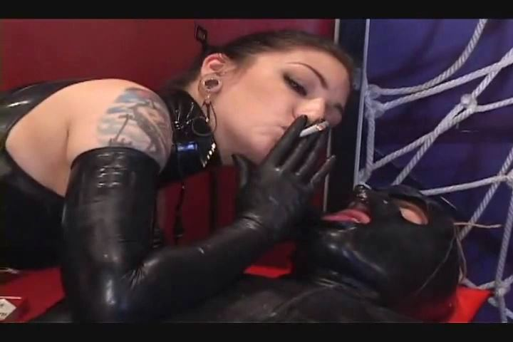 Cybill Troy In Scene: SMOKE, SPIT & LATEX II - CYBILL TROY`S DTLA DOMINAS - SD/480p/MP4