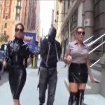 Elena Deluca In Scene: WALKING THE GIMP: OUTDOOR HUMILIATION – CYBILL TROY`S DTLA DOMINAS – SD/426p/MP4