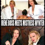 Mistress Wynter In Scene: Irene Boss meets Mistress Wynter – DOMBOSS / MIB PRODUCTIONS – HD/720p/MP4