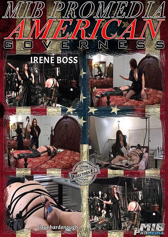 Domina Irene Boss In Scene: American Governess in the Medical Room - DOMBOSS / MIB PRODUCTIONS - SD/480p/MP4