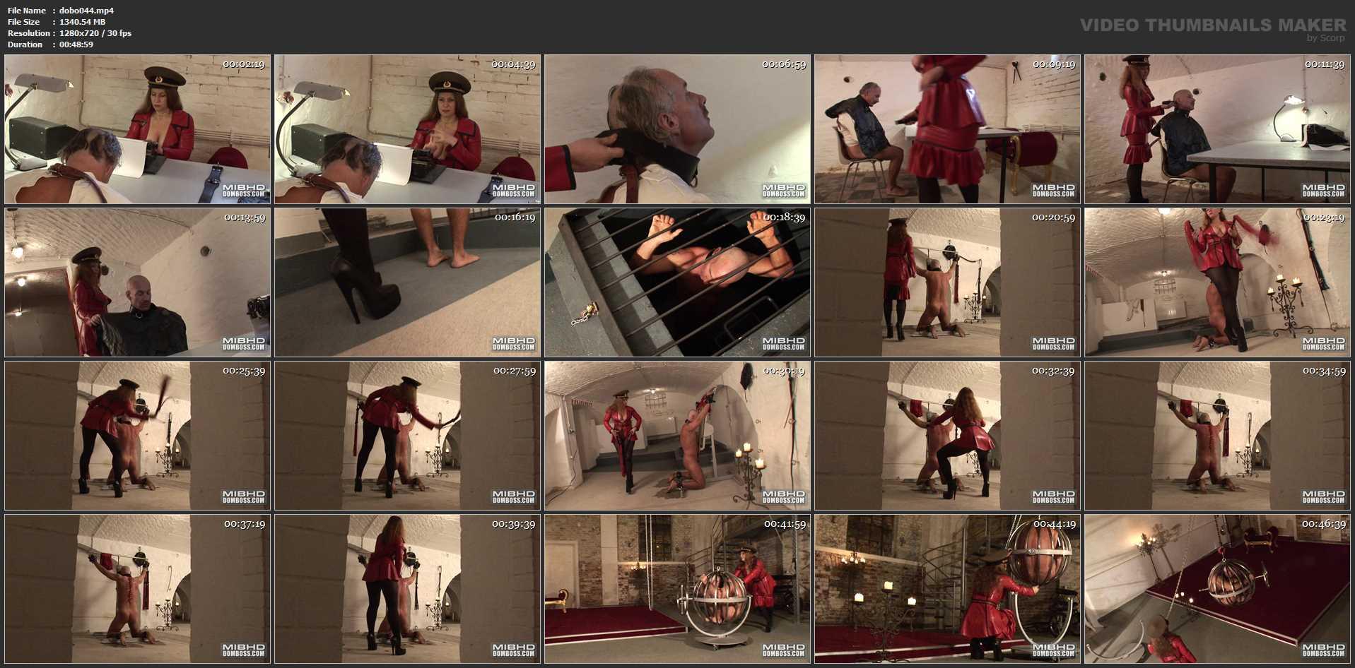 Domina Irene Boss In Scene: Reprogramming at Residenze Avalon - DOMBOSS / MIB PRODUCTIONS - HD/720p/MP4