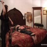 Domina Irene Boss In Scene: The American Governess in the Bedroom – DOMBOSS / MIB PRODUCTIONS – SD/480p/MP4