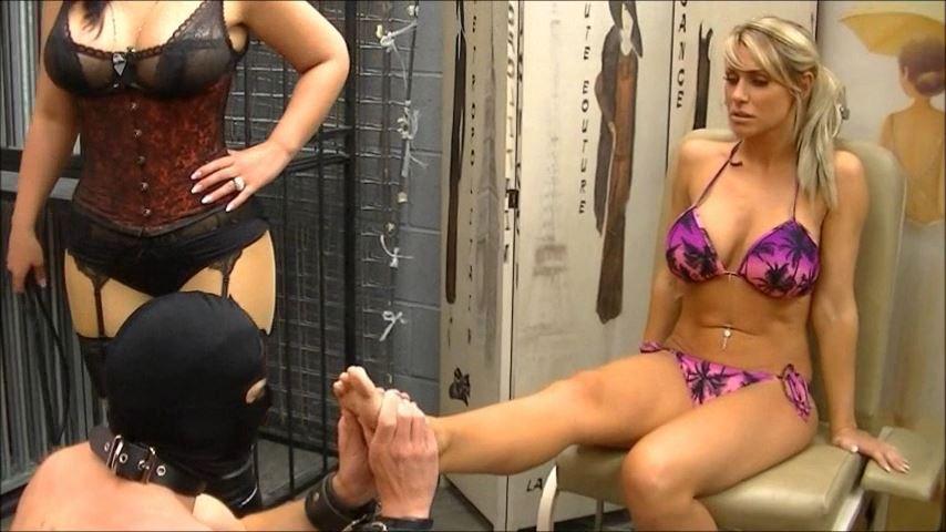 UK Mistress Elise In Scene: Heavenly Scent -  ELISE BULLIES BALLS UK - SD/480p/MP4