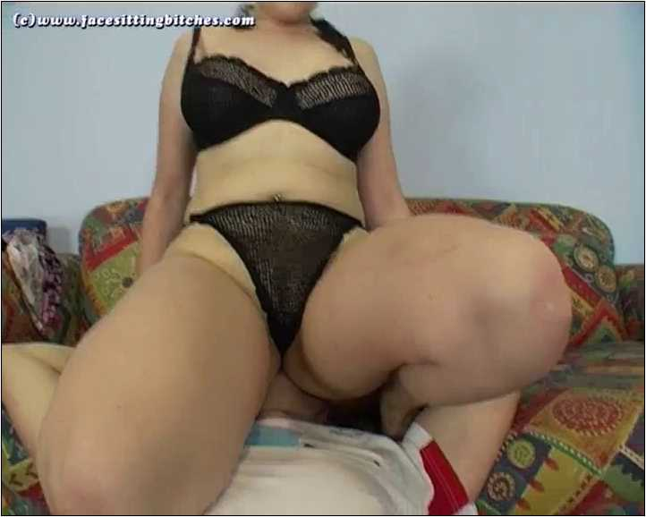 The Cheek Of It - FACESITTINGBITCHES - SD/576p/MP4