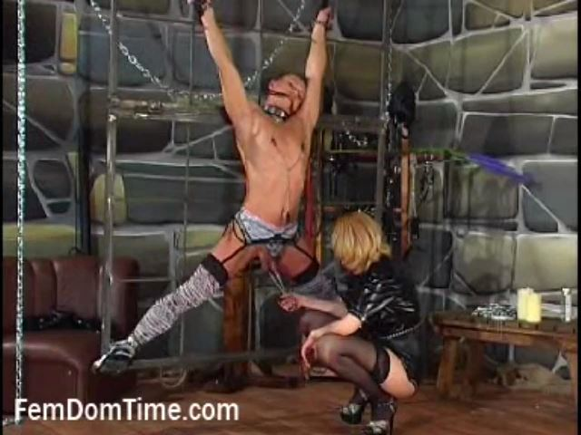 Mistress Constance In Scene: My Mistress' Toys - FEMDOMTIME - SD/480p/MP4