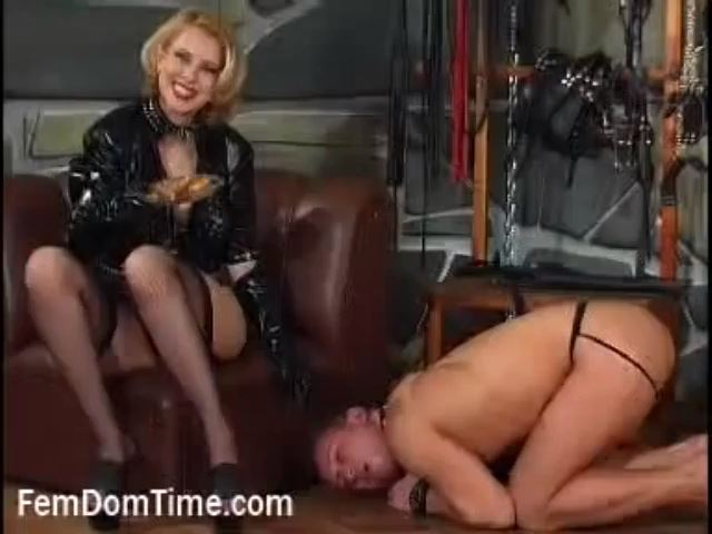 Mistress Constance In Scene: Cleaning and Breakfast - FEMDOMTIME - SD/480p/MP4