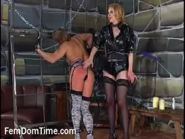 Mistress Constance In Scene: Anal Plug - FEMDOMTIME - SD/480p/MP4