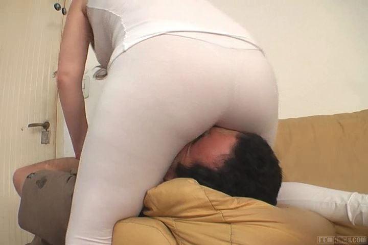 Mistress Dana In Scene: Poor Guy - FEMRACE / DOMINANT GIRLS - SD/480p/MP4