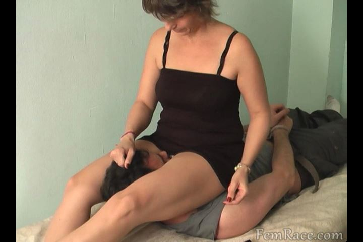 Mistress Dolly In Scene: Relaxing Sounds Compl - FEMRACE / DOMINANT GIRLS - SD/480p/MP4