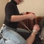 Mistress Vicky In Scene: Hard Slap – FEMRACE / DOMINANT GIRLS – SD/480p/MP4