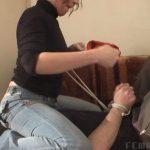Mistress Vicky In Scene: Hard Slap – FEMRACE / DOMINANT GIRLS – SD/480p/MP4