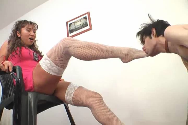 Mistress Ariana In Scene: Cruel Ariana - FEMRACE / DOMINANT GIRLS - SD/480p/MP4
